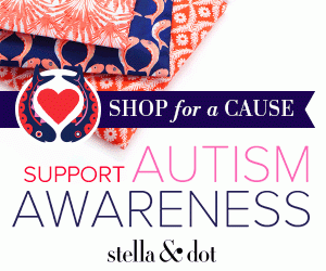 Autism Awareness at Stella & Dot