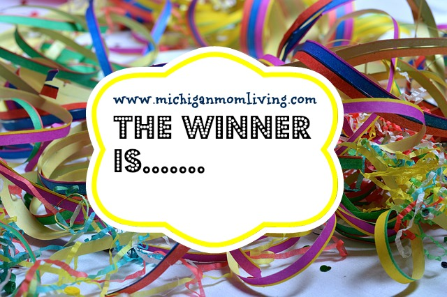 And the Winner of the Tween Book Giveaway Callie's Contest of Courage is….