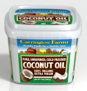 Coconut Oil 12 oz