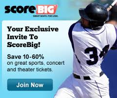 Looking for Tickets? Check out ScoreBig {Review}