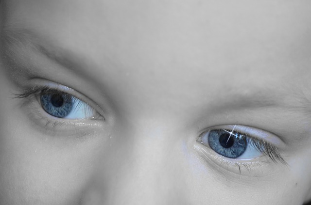#Childhood Eye Development {Infographic}