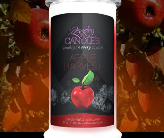 Candle & Tart Scent of the Month:  Apple Harvest 20% Off!