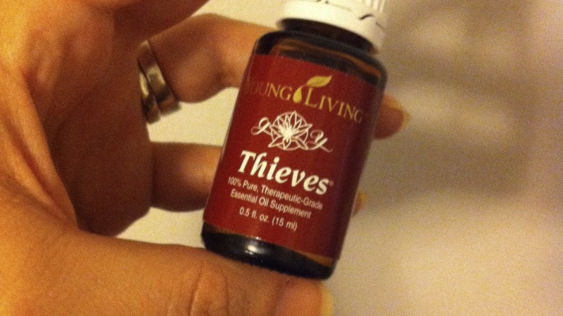 Stocking up on #Thieves Essential Oil for the Cold and Flu Season