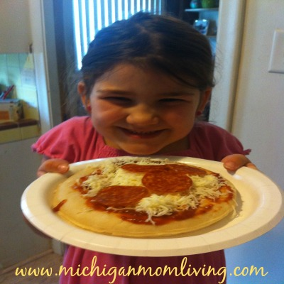 Pizza Night with #FamilyFinest Pizza Kits