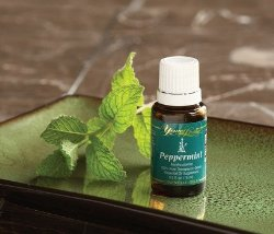 #Peppermint Essential Oil Goes a Long Way