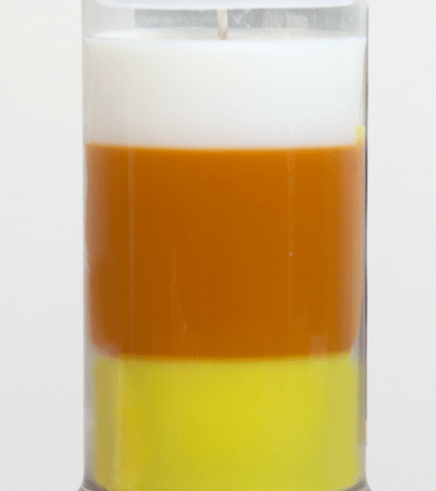 Get your #TrickOrTreat Candy Corn Candle Tonight 10/16 @ 7pm SOLD OUT