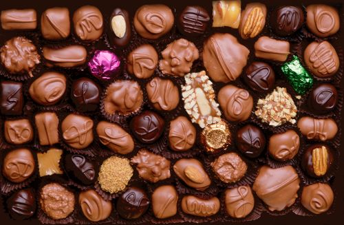 Buy 1 lb Get 1 lb FREE Mrs. Cavanaugh's Chocolates