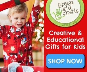 Green Craft Kids 25% Off Sale: NOV. 4 – NOV. 8