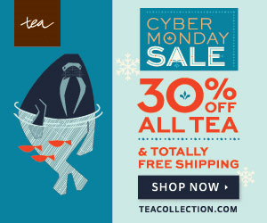 Tea Collection​'s #CyberMonday Sale Ends 21/1