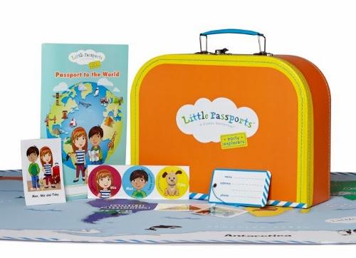 #LittlePassports Announces Early Explorers Subscription for Preschoolers