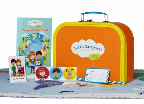 #LittlePassports Announces Early Explorers Subscription for Preschoolers