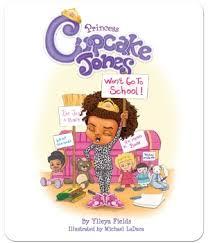 """Princess Cupcake Jones Won't Go to School"" {Book Review}"