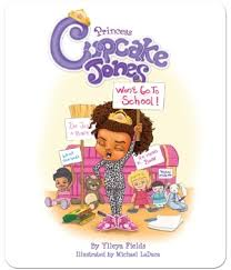 """Princess Cupcake Jones Won't Go to School"" {Book Review}"