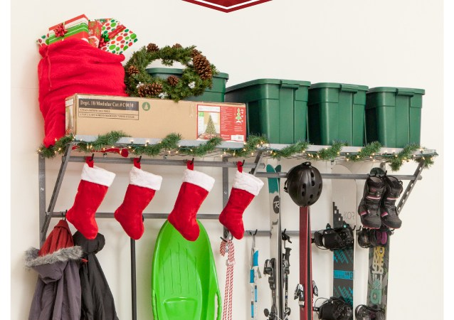 Do You Have the Messiest Garage in America? {#Giveaway}