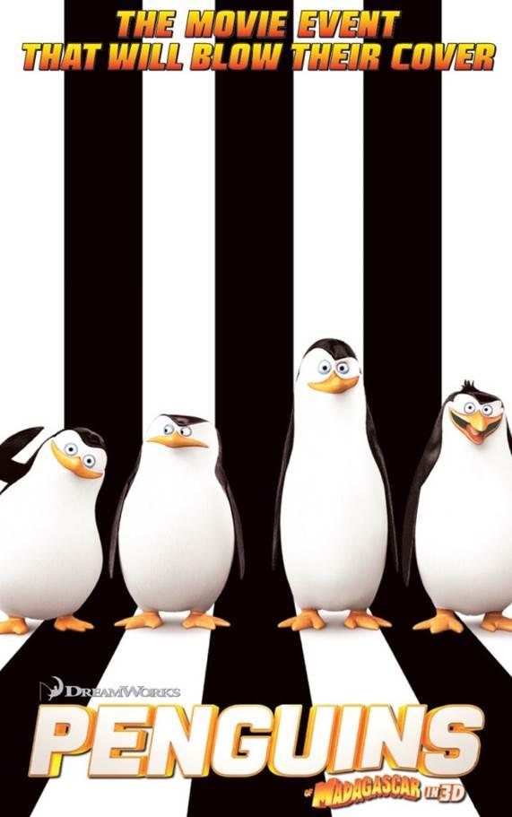 Penguins of Madagascar {Movie Review}