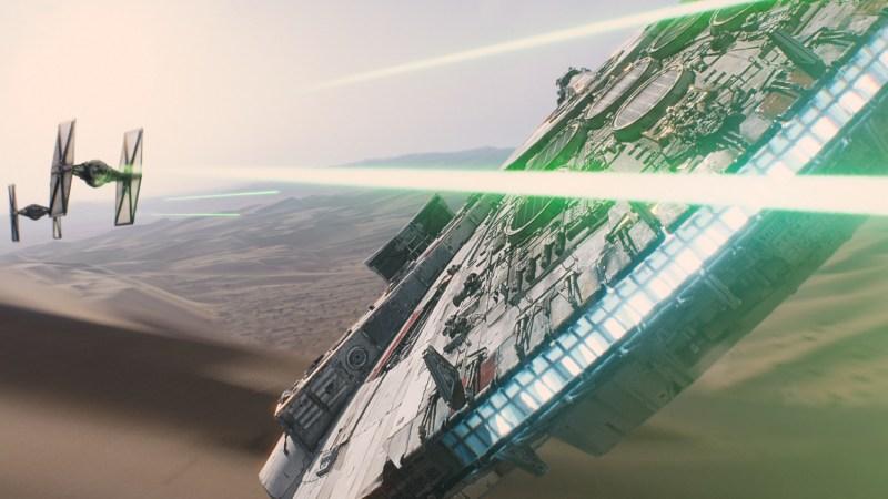 Star Wars: The Force Awakens {Teaser}