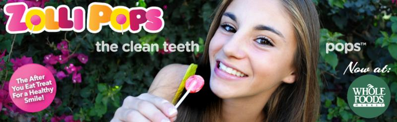 Michigan Nine-Year-Old Launches Cavity Prevention Suckers