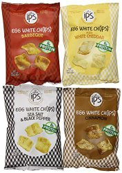 Get More Protein with All Natural Ips Egg White Chips {Review}