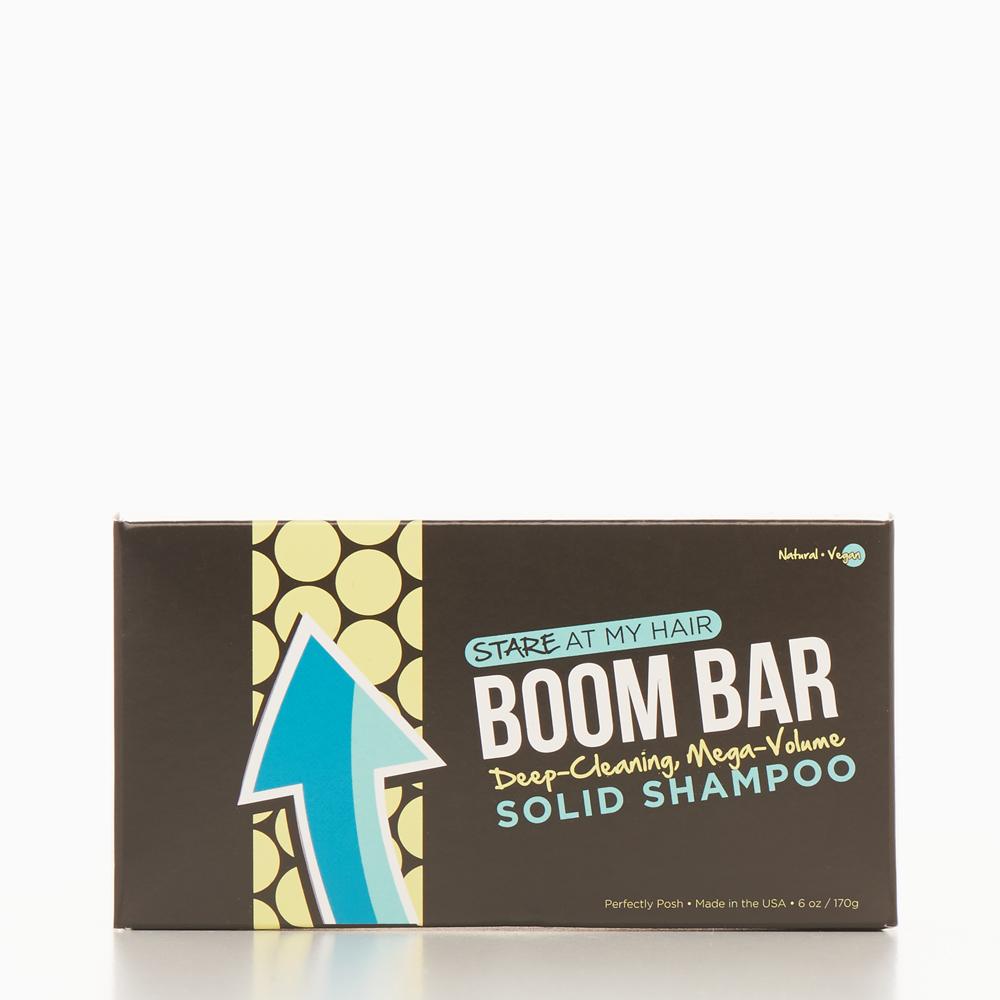 """Loving My """"Stare at My Hair"""" Shampoo Boom Bar"""