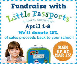Little Passports Spring Fundraiser {Sign-Up Ends 3/25}
