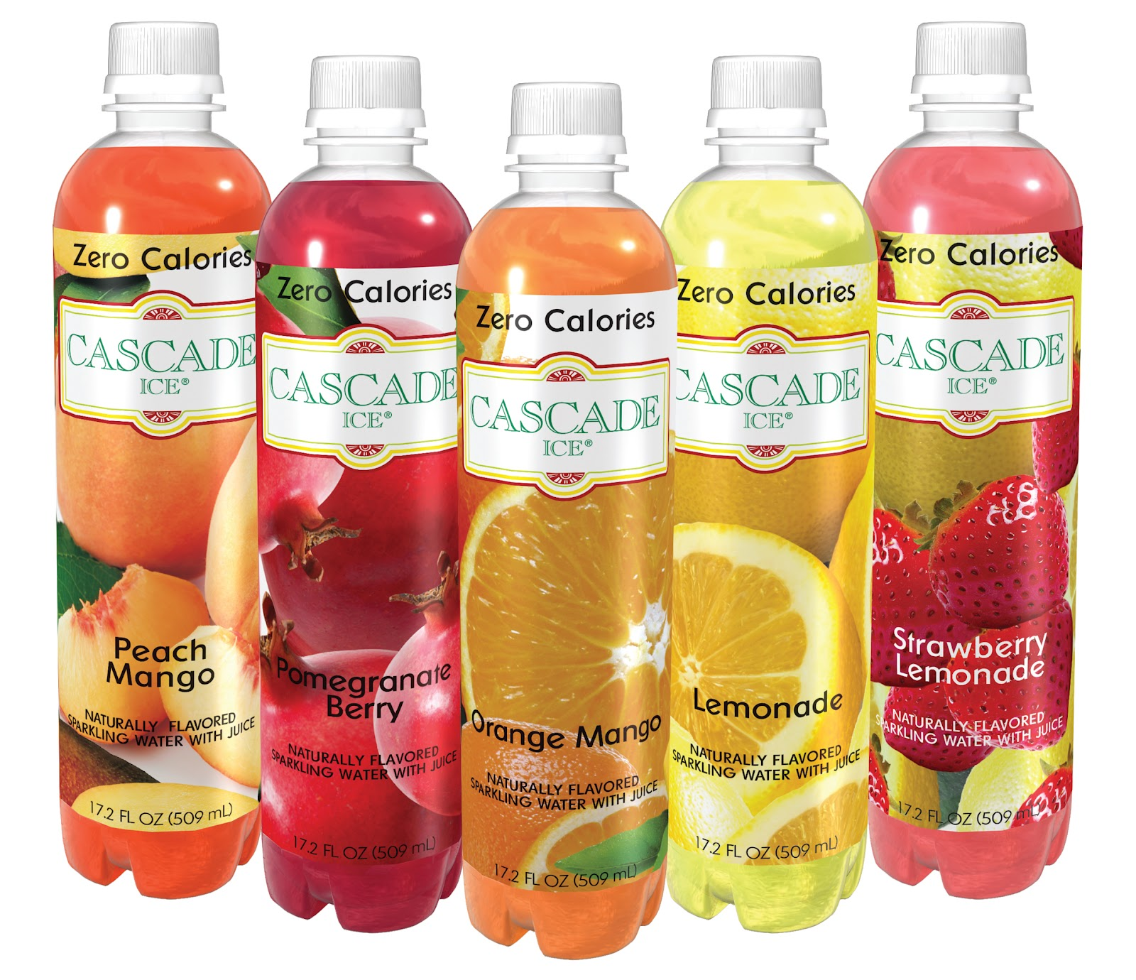 Experience Guilt-Free Taste with Cascade Ice Water {Review}