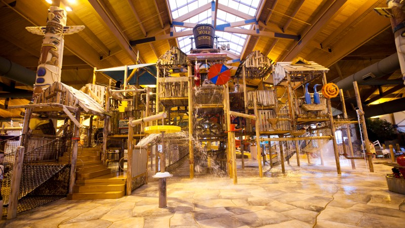 Our Family Experience at the Great Wolf Lodge-Traverse City