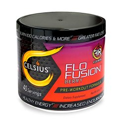 Get Healthy Energy and Increased Endurance with Celsius FloFusion {Review}