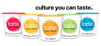 Tarté Asian Yogurt – Alternative to Traditional and Greek Yogurts