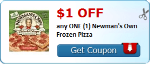 Coupon Savings 6/25: $1.00 Off 1 Newman's Frozen Pizza, $1.25 Off 2 Crest Kids Toothpaste, and More!