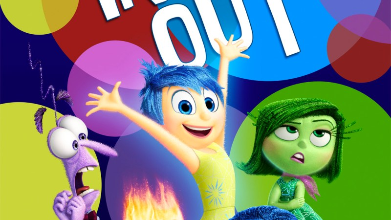 Disney Pixar's Inside Out {Movie Review}