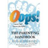 Oops!  The Parenting Handbook {Book Review}