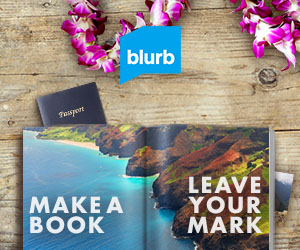 Get 15% off at Blurb with code SUMMER15 Ends 7/30