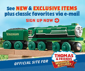Thomas & Friends Wooden Railway Special Promotion