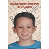 Justin and the First Amendment {Book Review}