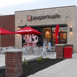 Yogurtopia Grand Opening in East Dearborn 9/23