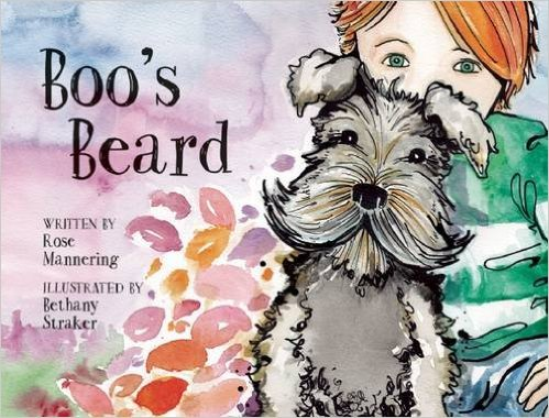 Picture Book For Teaching Children About Autism or Social Disabilities: Boo's Beard {Book Promotion}