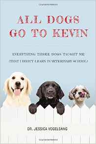 All Dogs Go To Kevin {Book Review}