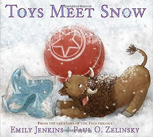 Toys Meet Snow {Book Review}