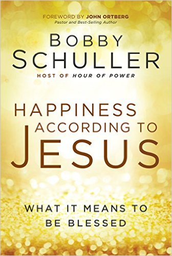 Happiness According to Jesus:What It Means to Be Blessed {Book Promotion}