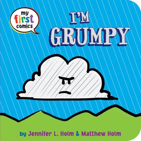 My First Comics:  I'm Grumpy & I'm Sunny! {Book Promotions}
