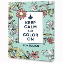 Keep Calm and Color On! {Review}