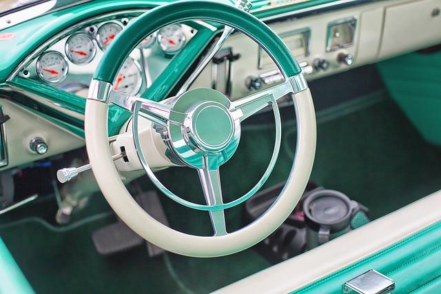 DIY Steering Wheel Covers