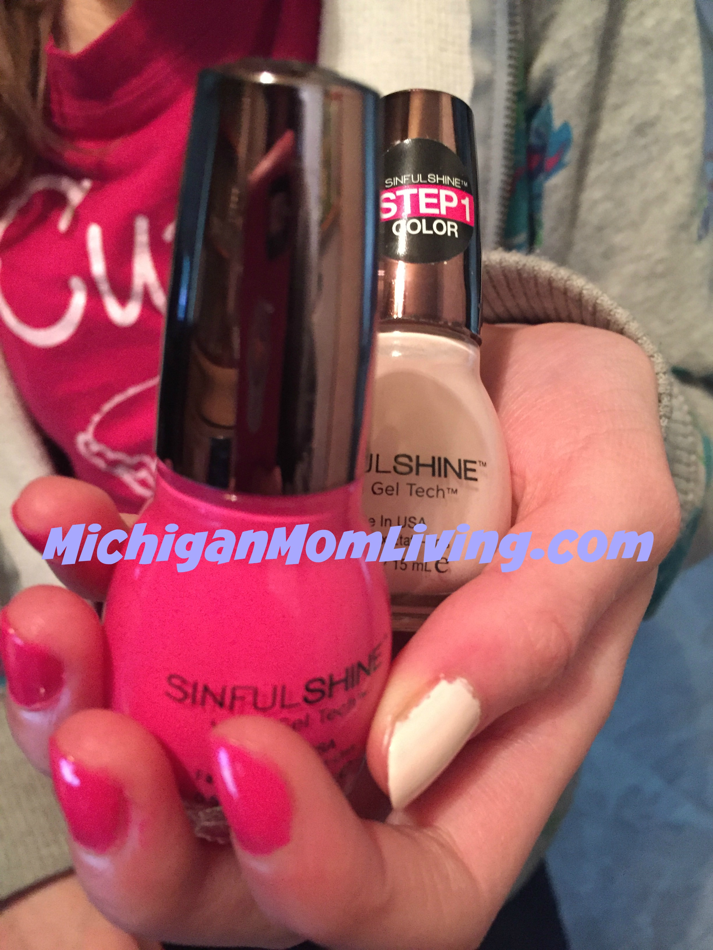 Celebrate Valentine's Day With Your Favorite Nail Polish Colors {Review}