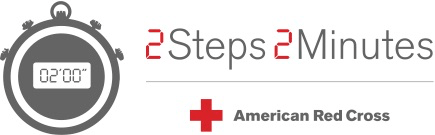 American Red Cross® Announces Home Fire Awareness Campaign: 2Steps2Minutes
