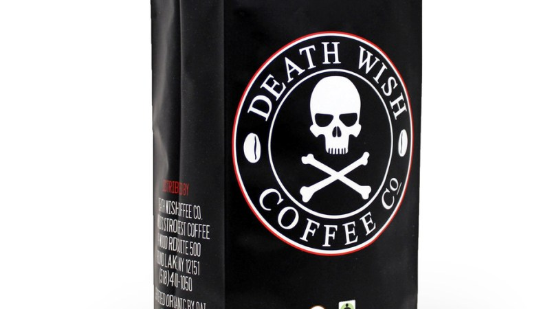 Death Wish Coffee Wins 30 Second Super Bowl Commercial