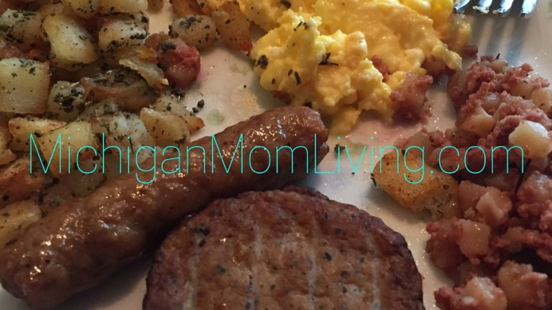 Celebrate Mother's Day This Year with Johnsonville Breakfast Patties {Review}