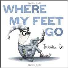 Where My Feet Go {Book Review}