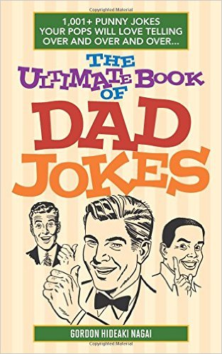 The Ultimate Book of Dad Jokes {Book Review}