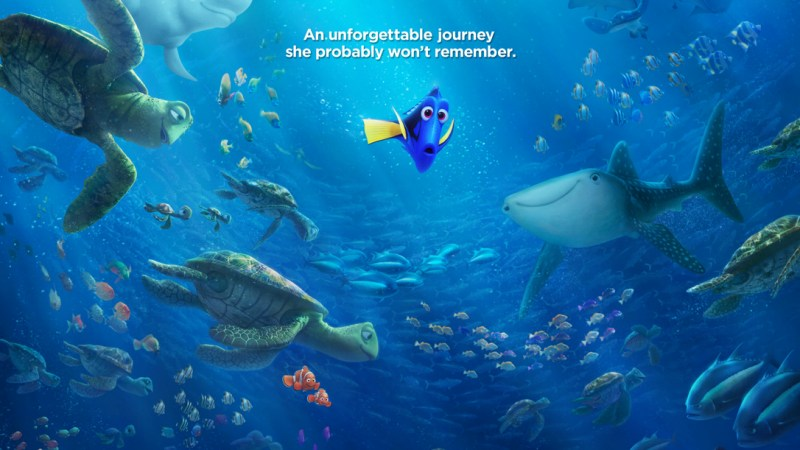 Disney Pixar's: Finding Dory 3D {Movie Review} Opens in Theatres TODAY 6/17