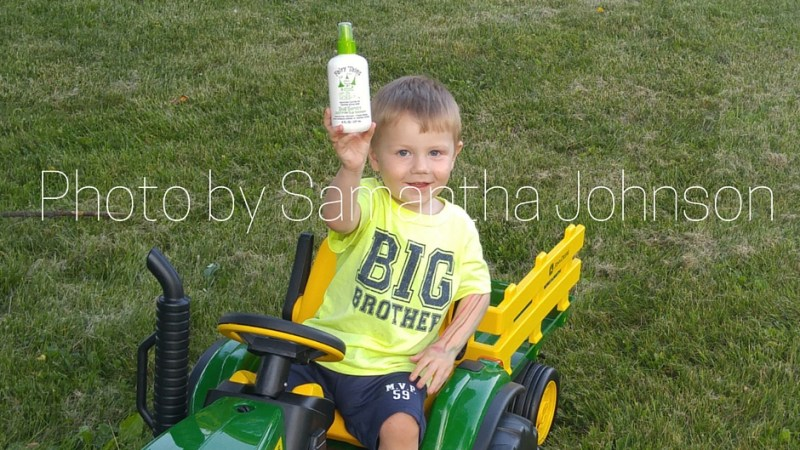 Keep Summer Comfortable with Fairy Tales Bug Bandit {Mommy Review}